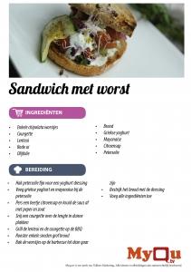 Sandwich worst
